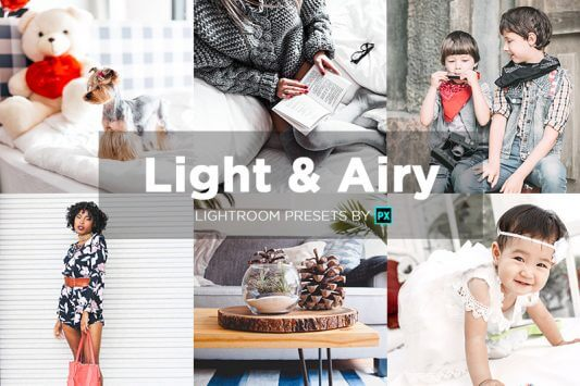 light-and-airy-lightroom-presets-pack