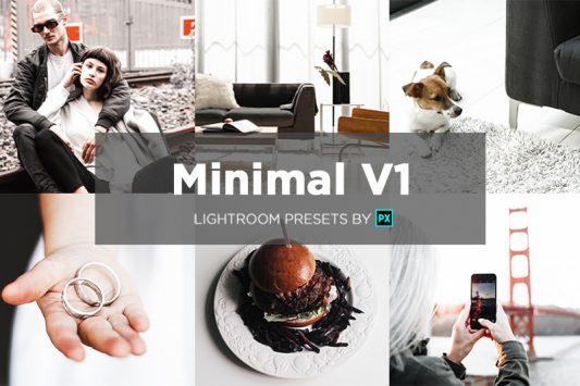 minimal-lightroom-presets-pack-banner
